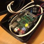 Raspberry Pi Desk Controller
