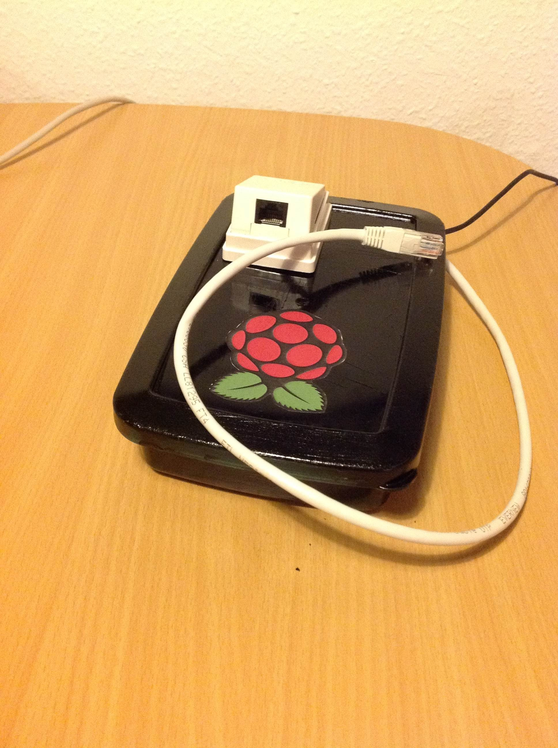 raspberry pi prank tutorial making your co worker s desk magically go up and down lasse. Black Bedroom Furniture Sets. Home Design Ideas